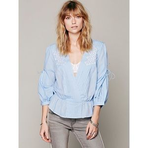 FREE PEOPLE New Romantics Crazy Little Thing Top M